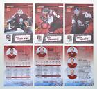 2018 BY cards IIHF World Championship Team Latvia Pick a Player Card