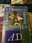 Heretix A.D. Cassette Rare New In Shrink Wrap Oop