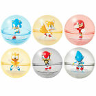 Внешний вид - Sonic The Hedgehog 2-Inch Sphere Booster Figures - Choose Yours - Metal Tails...