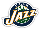 Utah Jazz Basketball NBA Sport Retro LOGO Vinyl Sticker Decal Car Bumper Window on eBay