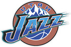Utah Jazz Basketball NBA Sport Old Retro LOGO Vinyl Sticker Decal Bumper Window on eBay