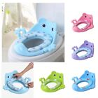Non Slip Soft Pads Toilet  Seat Covers Liners For Toddlers Kids image