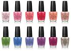 OPI Nail Polish Lacquer, Full Size, Choose Your Color! BUY 2 GET 1 FREE! $2.99 USD on eBay