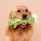 Animal Shape Chew Toy Pet Dog Cat Puppy Squeaker Squeaky Plush Sound Toys