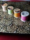 Gudebrod NCP Nylon Thread Size A 100 yrds -- #705-#105-#200-#411 choose colors