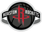 Houston Rockets New Logo Basketball NBA Vinyl Sticker Decal Car Wall Truck on eBay