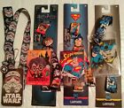 Harry Potter, Star Wars, Frozen II, DC, Groot, Overwatch, Lanyard/Badge Holders+ $5.99 USD on eBay