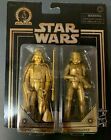 Hasbro Star Wars Commemorative Edition Gold Figure 2 Pack *Select Your Choice* $25.0 USD on eBay
