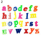 Kids Learning Teaching Magnetic Toy Letters Numbers Fridge Magnets Alphabet Suse