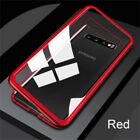 Magnetic Adsorption Phone Case For Samsung Galaxy Note10 S10 Plus S9 S8 Note 8 9