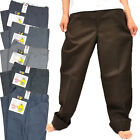 Ben Davis Work Pants Men Gorilla Cut Cotton Blend Heavy Weight Denim, Twill Pant