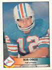 Bob Griese Miami Dolphins Football Cards  YOU PICK YOU CHOOSE $1.58 USD on eBay