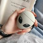 Hot Alien luminous silicon Earphone Case For Apple AirPods Cover Wireless