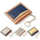 Women Girls Wallet Purse PU Leather Mini Coin Purse Card Holder Zipper Pouch Bag image