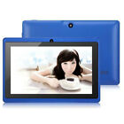7in Q88 Android 4.4 A33 Quad Core 8GB ROM 512MB RAM WiFi Camera Tablet PC HOT