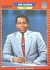 1989 Pro Set Football Cards Announcers Inserts Pick From ListFootball Cards - 215