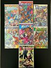 WILDCATS (#1,4,5,6,7,9,10,11,15,16,18,19,20) IMAGE INDIV. PICKS LOT NM/MT 1992 image
