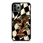 THE EAGLE HARLEY DAVIDSON FLAG iPhone 6/6S 7 8 Plus X/XS Max XR 11 Pro Case $20.97 CAD on eBay