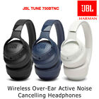 JBL TUNE 750BTNC Wireless Bluetooth Over-Ear Active Noice Cancelling Headphones