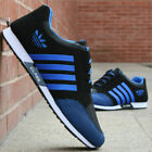 Men's Athletic Sneakers Outdoor Breathable Trainers Sports Running Casual Shoes