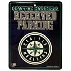 Rico MLB Seattle Mariners Hi-Res Metal Reserved Parking Sign on Ebay