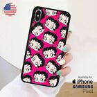 BETTY BOOP FACE COLLAGE iPhone X Samsung S10 Pixel Case $22.99 USD on eBay