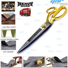 GOLD TAILOR TAILORING SCISSORS STEEL DRESSMAKING SHEARS FABRIC CRAFT CUTTING