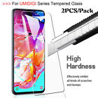 2x Tempered Glass Screen Protector For UMI Umidigi Series S2 S3 Z A1 A3 A5 F1 F2