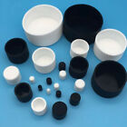 Внешний вид - Black/White Silicone Rubber Hose End Blanking Cover Caps Cap Off Bung 2.8~60.5mm