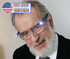 Led Lighted 1.6x Magnifying Glasses - Sight Enhancing Bright Eyewear - Usb