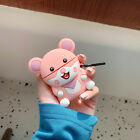 Cartoon Stereo Mouse Airpods Charging Case Wireless Earphone Cover $6.62  on eBay