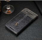 Cell Phone Case For Lenovo Models Protective Pu Leather Wallet Flip Stand Cover