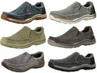 Skechers Expected Avillo Relaxed-Fit Men's Canvas Slip-On Loafer Shoes Casual