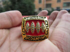 1993 BUFFALO BILLS Super Bowl AFC Championship Ring 18k Gold Plated Size 11 USA $37.95 USD on eBay