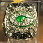 2010 GREEN BAY PACKERS Super Bowl Championship Ring 18k GOLD PLATED Sz. 11 *USA* $37.95 USD on eBay