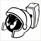 Marvin Martian Decal / Sticker - Choose Color & Size - Looney Toons