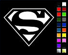 Superman / Supergirl Ol Decal / Sticker - Choose Color & Size - Window Car Yeti