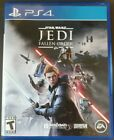 Star Wars JEDI: FALLEN ORDER * PS4 * PlayStation 4 * Great Condition * 2019 *