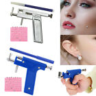 Kyпить Safety Pro Steel Ear Nose Navel Body Piercing Gun w/ 98Pcs Studs Tool Kit Set US на еВаy.соm