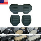 Auto Car PU Leather Front Rear Back Seat Cover Protector Chair Cushion Pad Mats $47.99 USD on eBay