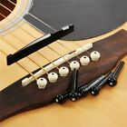 10XGuitar Bridge Saddle For 6 String Acoustic Guitar Instrument Replacement Part