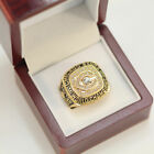1985 CHICAGO BEARS Super Bowl Championship Ring 18k Gold Plated Size 11 (USA) $29.95 USD on eBay