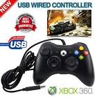 'Uk 2018 Usb Wired Xbox 360 Controller Game Pad For Microsoft Xbox 360 Pc Windows