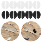 US 10 Pairs Anti-Slip Silicone Adhesive Sticky Nose Pads for Glasses Eyeglasses