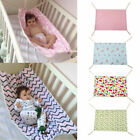Baby Infant Hammock Portable Newborn Kid Sleeping Bed Safe Detachable Cot Crib