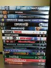 17 Various used/Like New DVD wholesale. Available individually. You pick titles