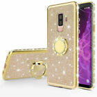 Bling Luxury Glitter Diamond Stand Phone Case Cover Fits Samsung Galaxy S7 S8 S9
