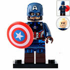 Lego and Custom Marvel Avengers SuperHero Mini Figures Endgame Series UK -CHOOSE <br/> Buy 3 Get 1 FREE ✔ Buy 5 Get 2 FREE ✔  FREE BASE ✔