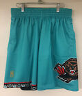 Vancouver Grizzlies Mitchell & Ness NBA Swingman Men's Mesh Shorts - 1996-1997
