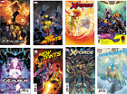 Excalibur #5 X-Force #5 New Mutants #5 Marauders #5 Dark Phoenix 40th Variants image